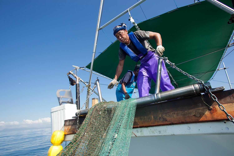 底曳き・桁曳き漁 - マリン製品 | ヤマハ発動機