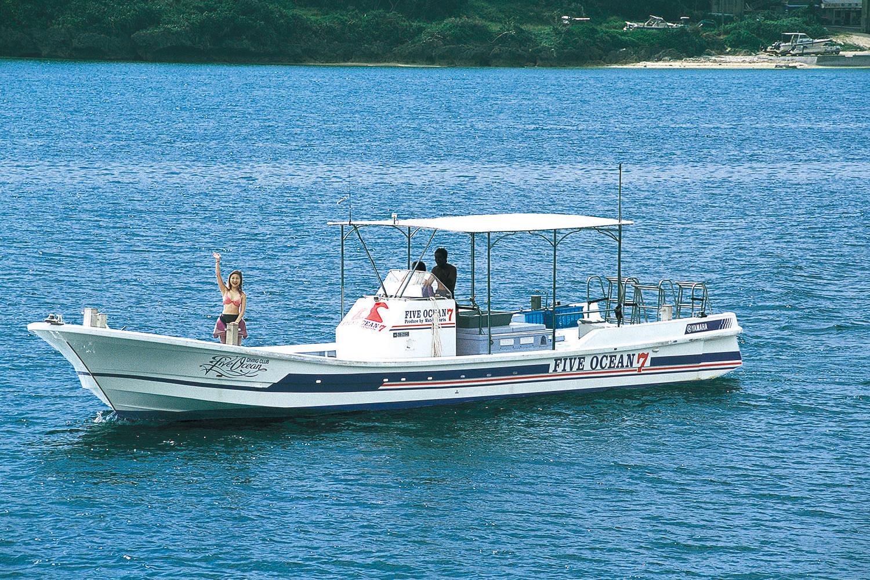観光船・ダイビング船他 - マリン製品 | ヤマハ発動機