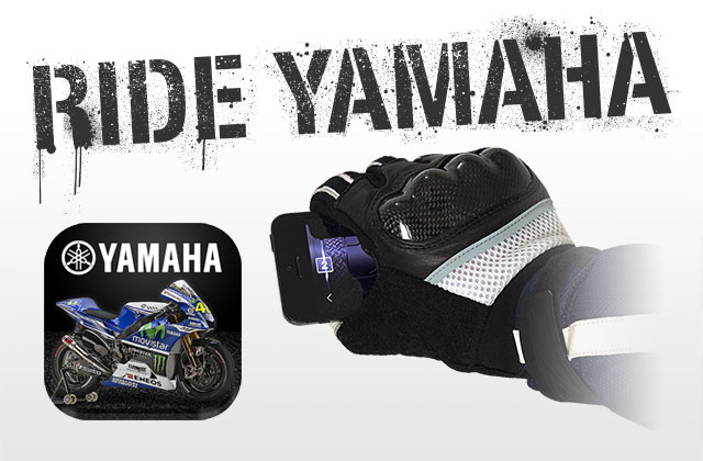 RIDE YAMAHA