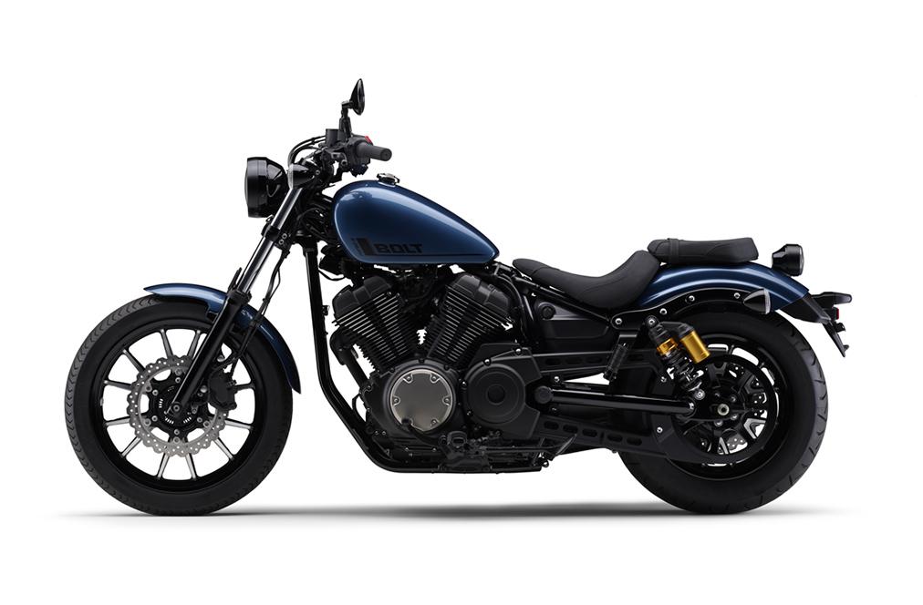カラー&スタイリング:BOLT - バイク・スクーター | ヤマハ発動機