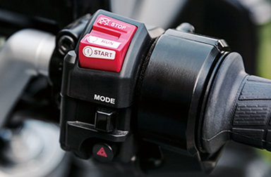 D-MODE(走行モード切替システム)