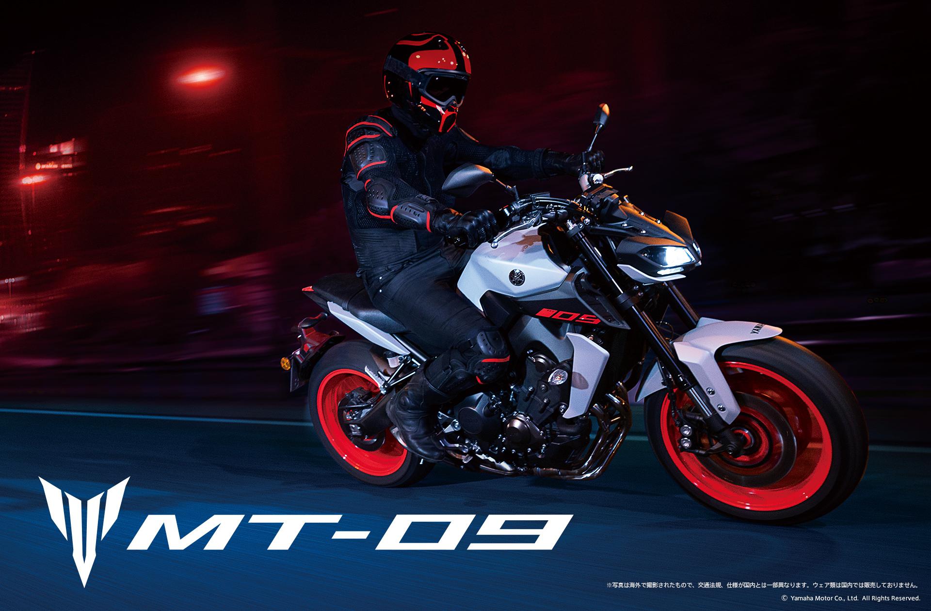 フォトライブラリー Mt 09 バイク スクーター ヤマハ発動機