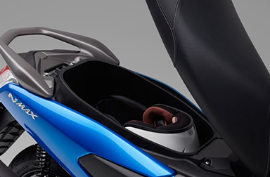 Comfort to the MAX快適性のための、きめ細やかな配慮。
