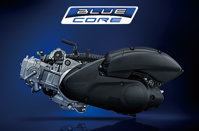 """""""BLUE CORE""""エンジン"""