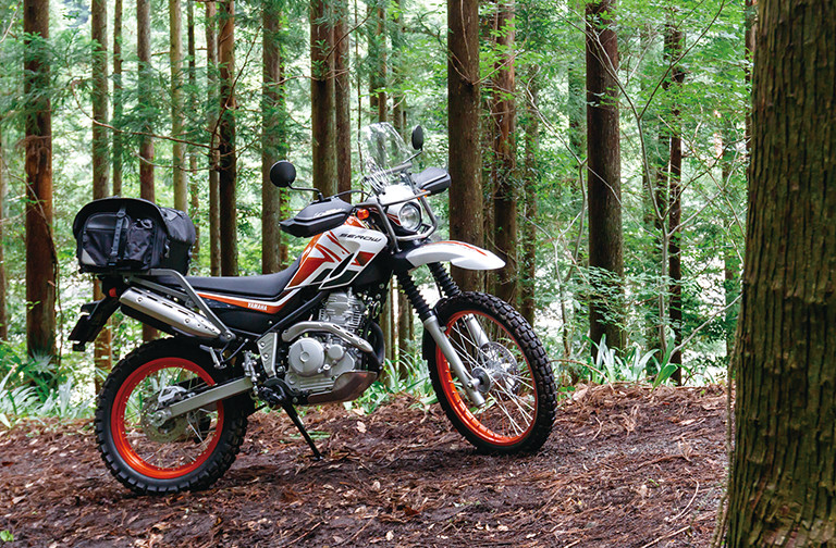 TOURING SEROW