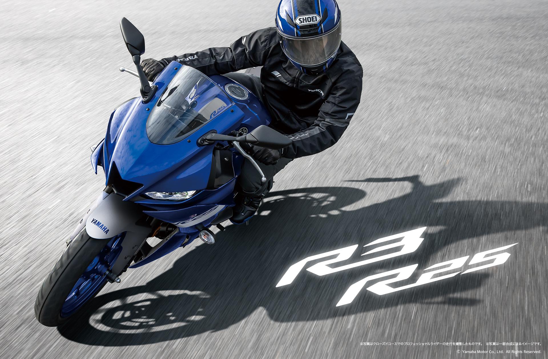 フォトライブラリー Yzf R3 Yzf R25 バイク スクーター ヤマハ発動機