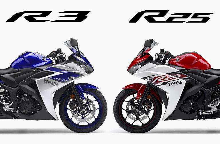 YZF-R3/YZF-R25 - バイク・スクーター | ヤマハ発動機株式会社