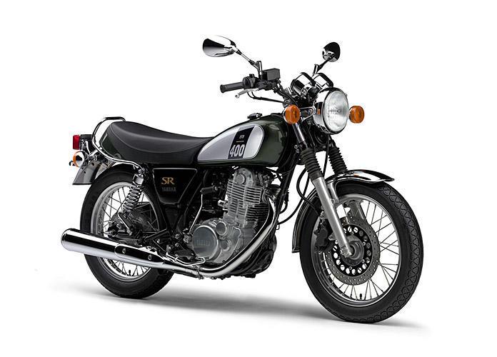 バイクのカテゴリーを知ろう「ロードモデル」