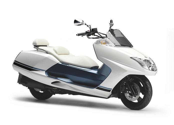 バイクのカテゴリーを知ろう「ビッグスクーター」