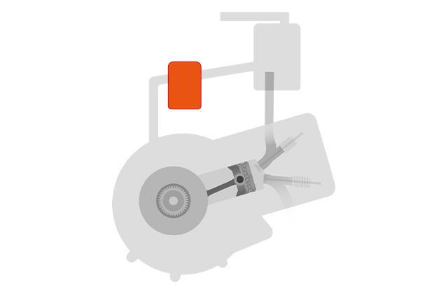 オイルキャッチタンク
