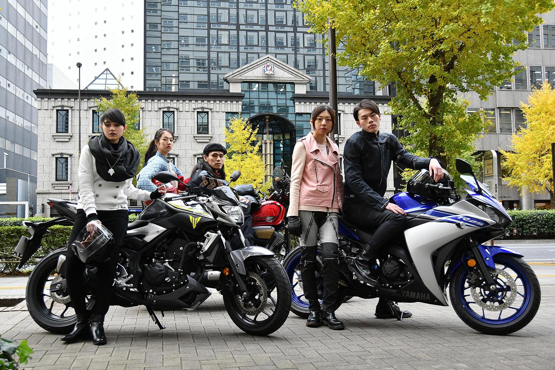 文化服装学院の学生さんが考えたバイクウェアの記事がアクセス数1位でした。