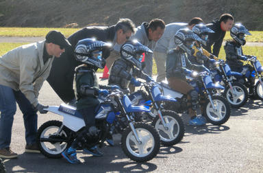 お待たせいたしました!! 大人も子供も!安全に楽しく乗るためのバイク操作の基本を学ぼう「大人のバイクレッスン・親子バイク教室」開催スケジュール公開!