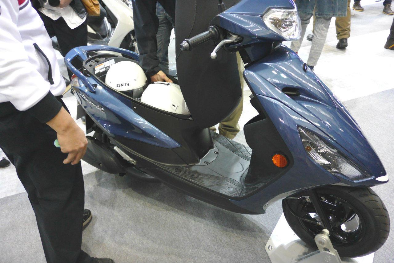 ヘルメット2個入りAXIS Z