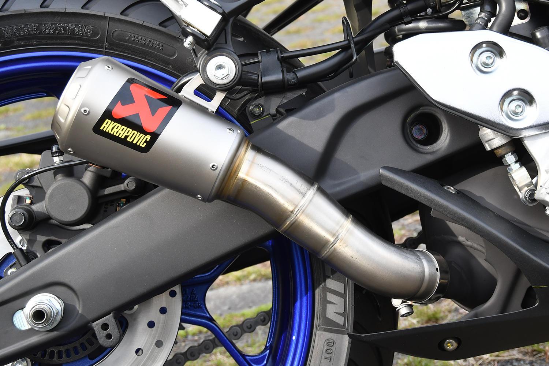 Moto-GPサイレンサー ステン