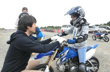 皆様のご要望に応えして関東エリアで初開催!~ヤマハ親子バイク教室@清水公園(野田)編~