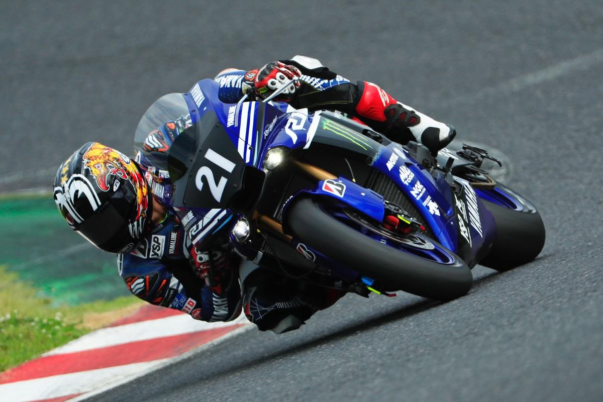 3連覇を狙うのは#21 YAMAHA FACTORY RACING TEAM