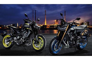 2018年モデル MT-09 SP & MT-09発表