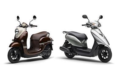 機能向上・スタイリングも一新!「Vino」と「JOG」がモデルチェンジ