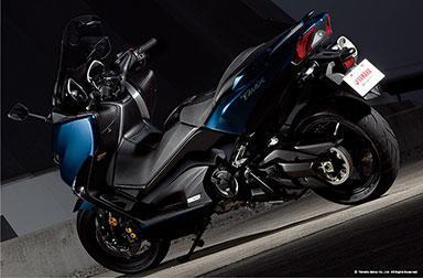 TMAX530 DX ABS / SX ABSがよりエレガントになりました。