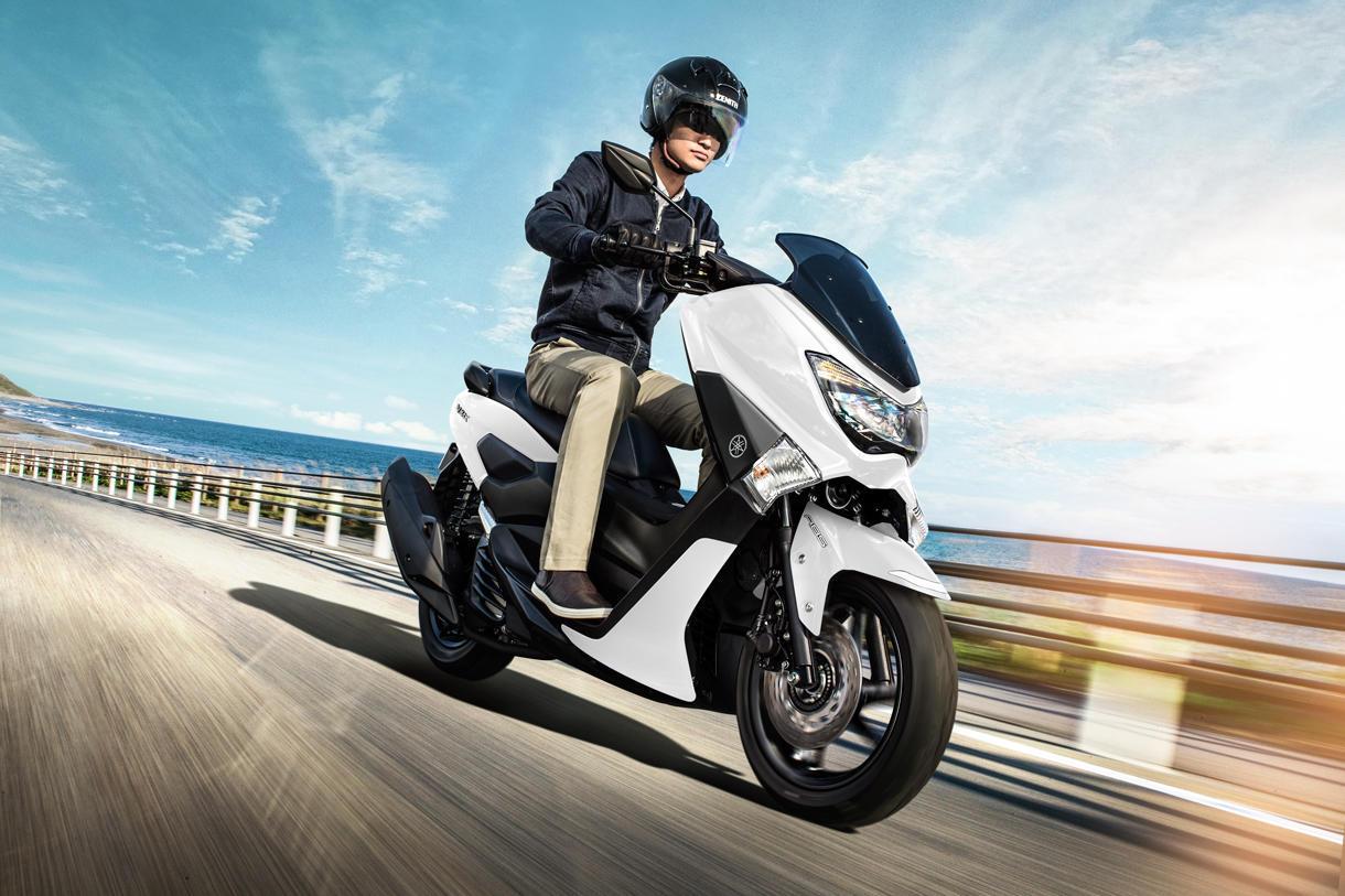 上質感漂うニューカラー登場!!2019年 NMAX ABS 快適装備を充実させた快適セレクションも同時デビュー!!