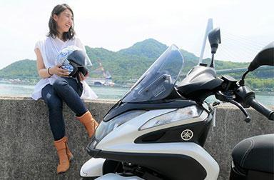 ヤマハ バイクレンタルで各地を旅しよう!第一回しまなみ海道ツーリング!