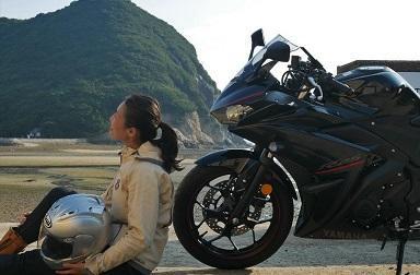 ヤマハバイクレンタルで各地を旅しよう!日本のウユニ塩湖!香川ツーリング!