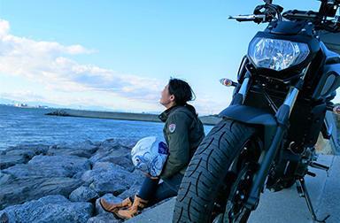 ヤマハ バイクレンタルで各地を旅しよう!第四回!まだまだ秋やねぇ紅葉も見られて海沿いも走れる贅沢ツーリングはいかが?