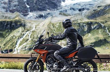 スポーツツーリングイメージを強調したNEWカラー!「TRACER900」シリーズ2020年モデル登場