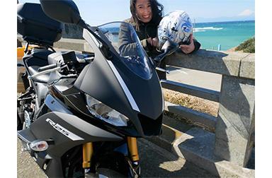 ヤマハ バイクレンタルで各地を旅しよう!第6回あおーい海と共にたまにはのんびりしようではないか!三浦半島ツーリング!