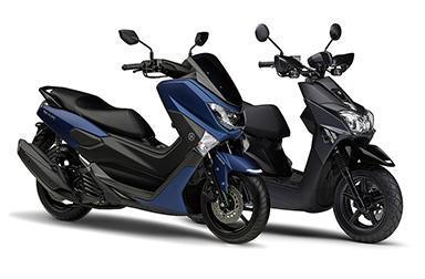 注目の125㏄スクーター NMAX & BW'S125 2020年モデル発表!