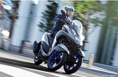 注目の3輪スクーター トリシティ155  2020年モデルのご紹介です!