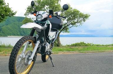 ヤマハ バイクレンタルを利用して各地を旅しよう!第8回、まるで雲の中?アンニュイやわ~、スカイラインツーリング!