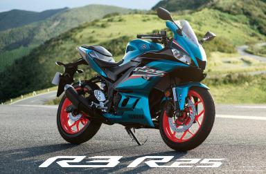 ニューカラー発表! YZF-R3/YZF-R25 2021年モデル
