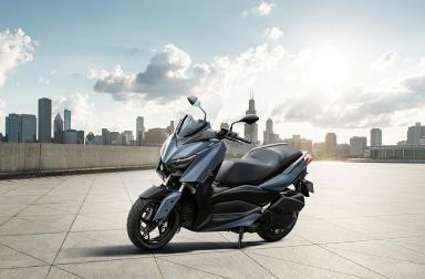 XMAX 2021年モデル登場