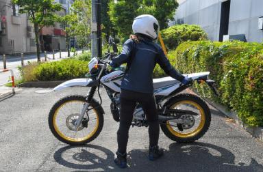 「乗らずに学べるバイクレッスン」 ~ バイクの取り回しと一般公道走行の心得を教えて!2 ~
