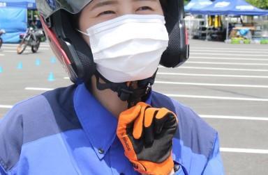 「乗らずに学べるバイクレッスン」 ~ ライディングの装具を教えて! その1 ~