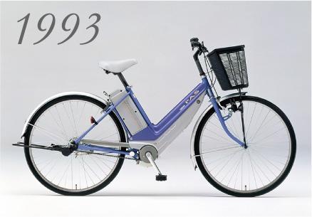 電動アシスト自転車の歴史はヤマ...