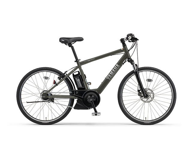 PAS Brace - 電動アシスト自転車...