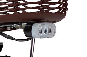 LEDバッテリーランプ写真