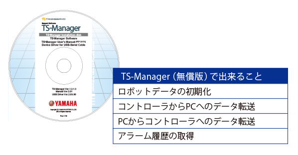 TS-Manager無償版ダウンロード